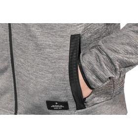 Craft Breakaway Jersey Hood Jacket Herr dk grey melange